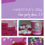 valentine's day class party ideas, 2.0   fun ideas to get groups of kids moving and having fun   minute to win it games   free printables   teachmama.com