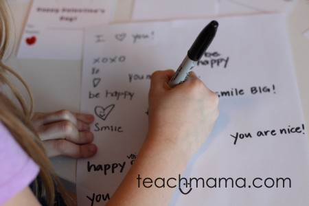 magic message valentines -| teachmama.com