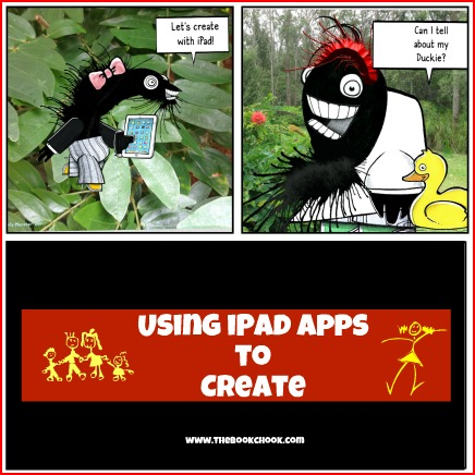UsingiPadAppstoCreate