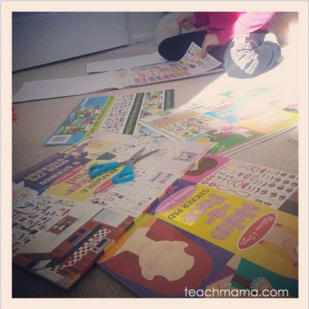 creative ways to keep kids busy on sidelines: teachmama.com