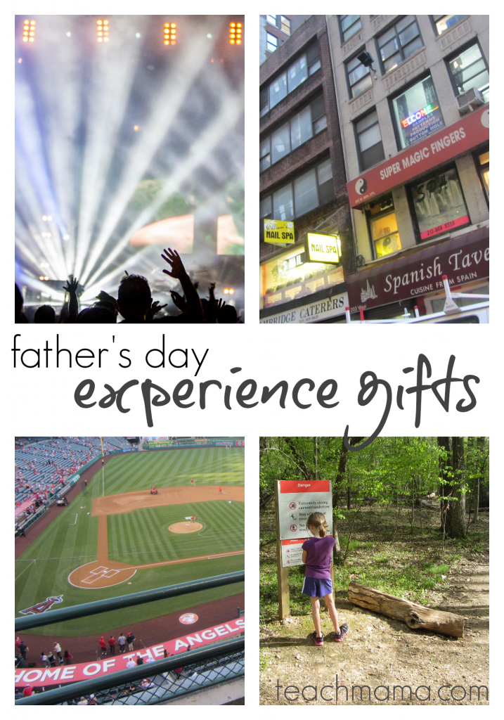 10 fathers day gifts he really wants experience gifts  teachmama.com.