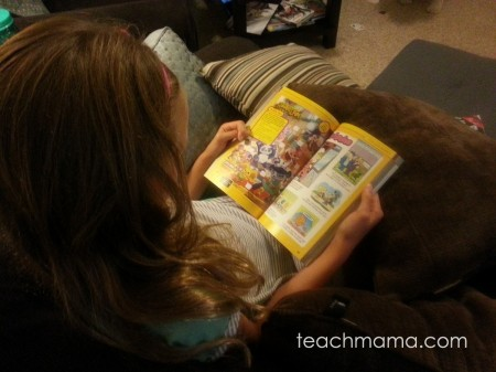 nonfiction reading in the summer | teachmama.com