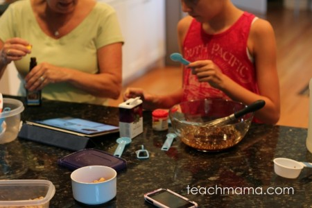 kid friendly kitchen | teachmama.com