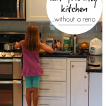 make a kid-friendly kitchen without a major renovation teachmama.com.png