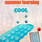 play with letters or numbers: cool summer learning for kids   birute from @playtivities guest posting on teachmama.com