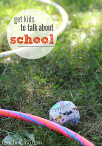 how to get kids to talk about school: what every parent must know | teachmama.com