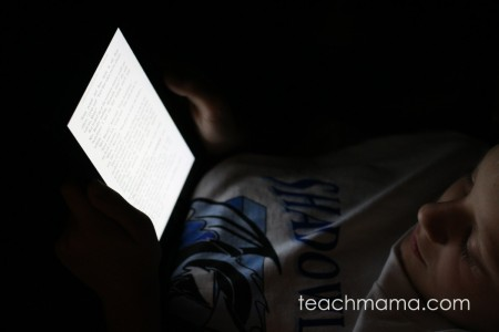 get kids to read: Kindle eBooks for reluctant readers