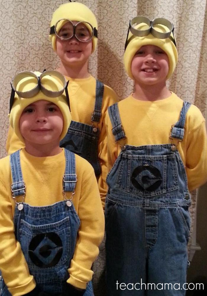 movie-inspired costume contest: