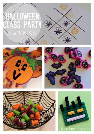 halloween party ideas for kids letter -| teachmama.com