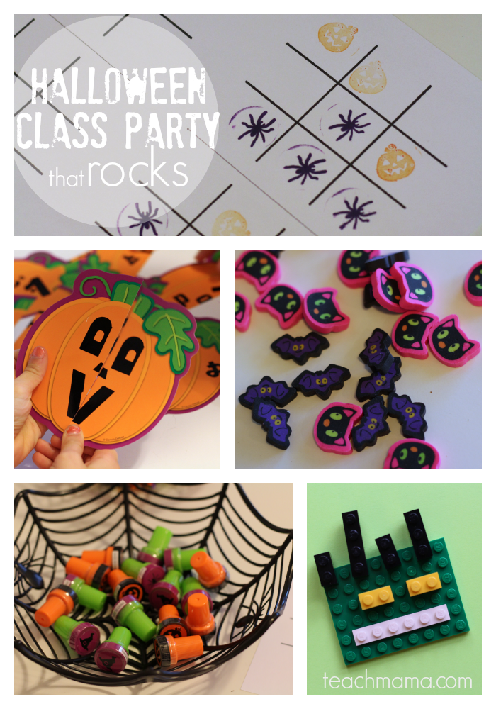 halloween party ideas for kids letter -| teachmama.com