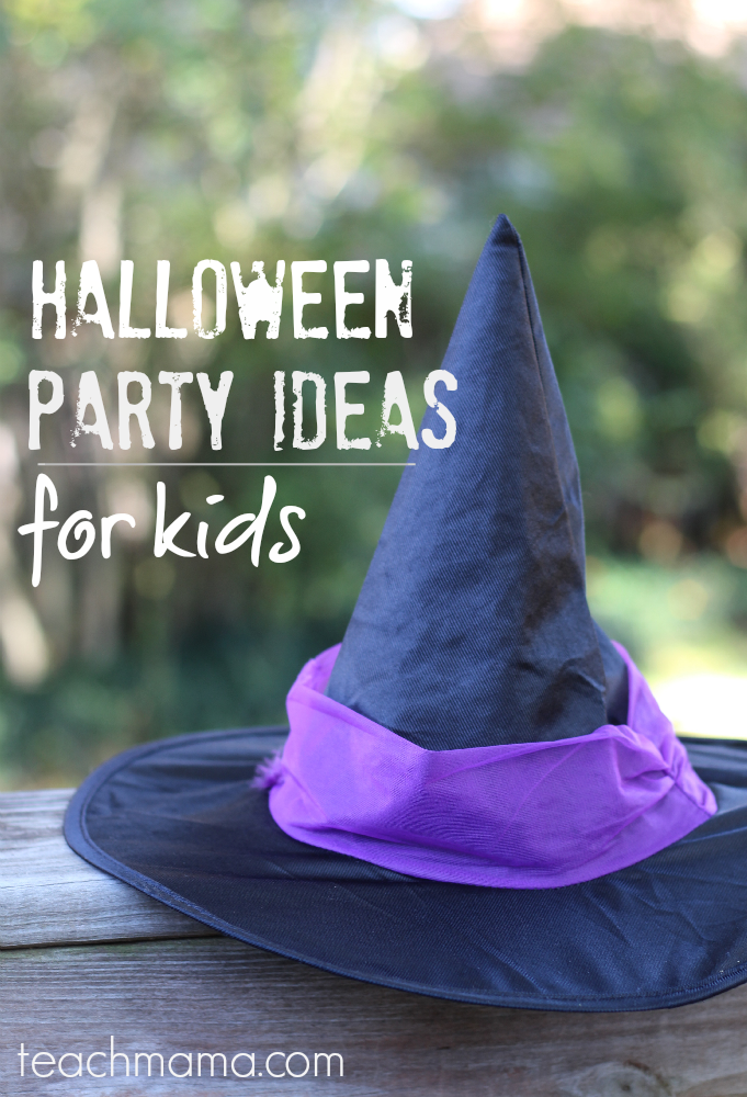 halloween party ideas for kids and classrooms teachmama.com