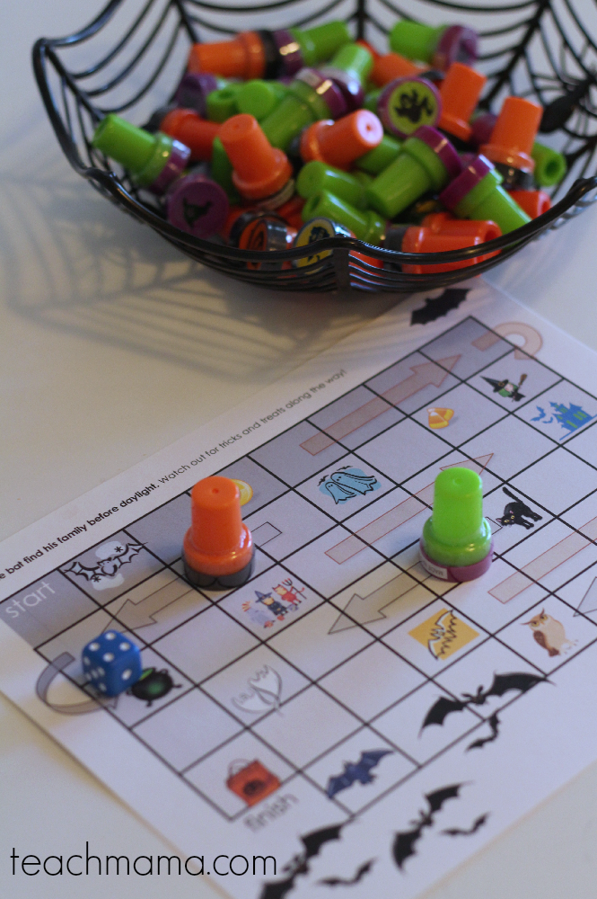 halloween printable games teachmama.com