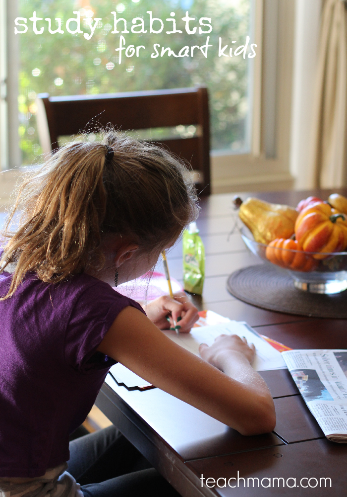 raising strong students: study habits for smart kids | teachmama.com