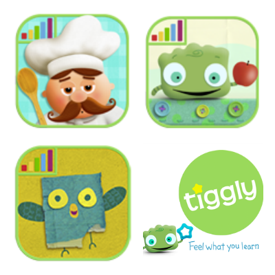 ipad toy for early math skills: tiggly counts