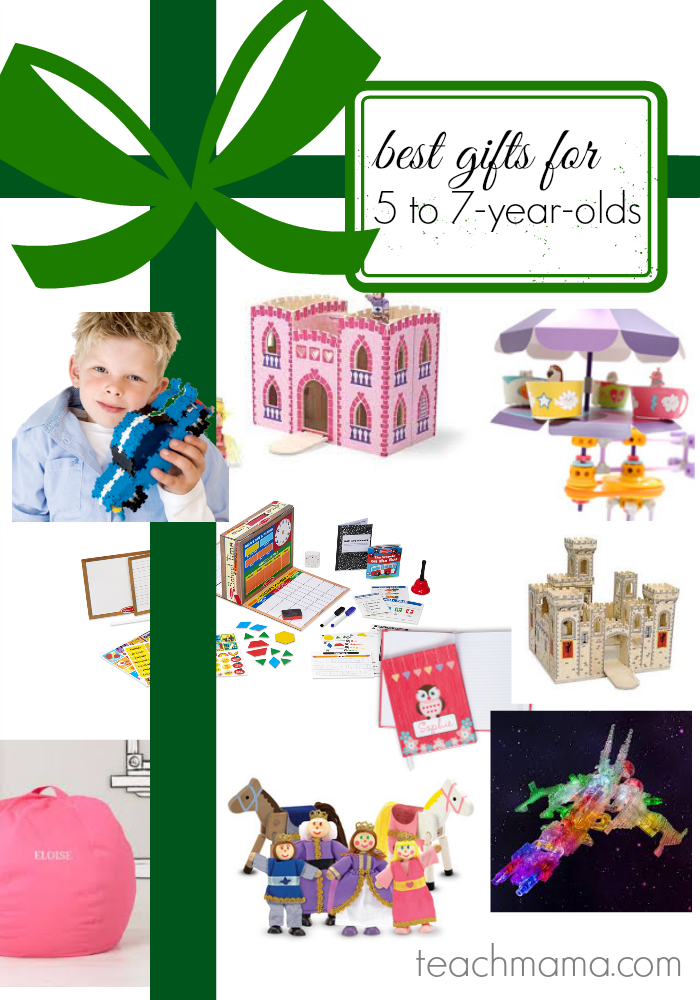 best gifts for kids and families 5 to 7 | teachmama.com