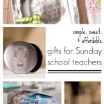 gifts for sunday school teachers or CCD teachers, School of Religion Teachers, & Christian preschool teachers
