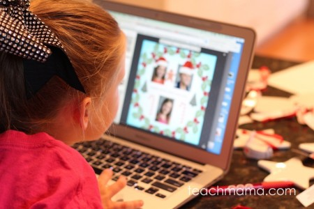 homemade ornaments for digital kids | teachmama.com