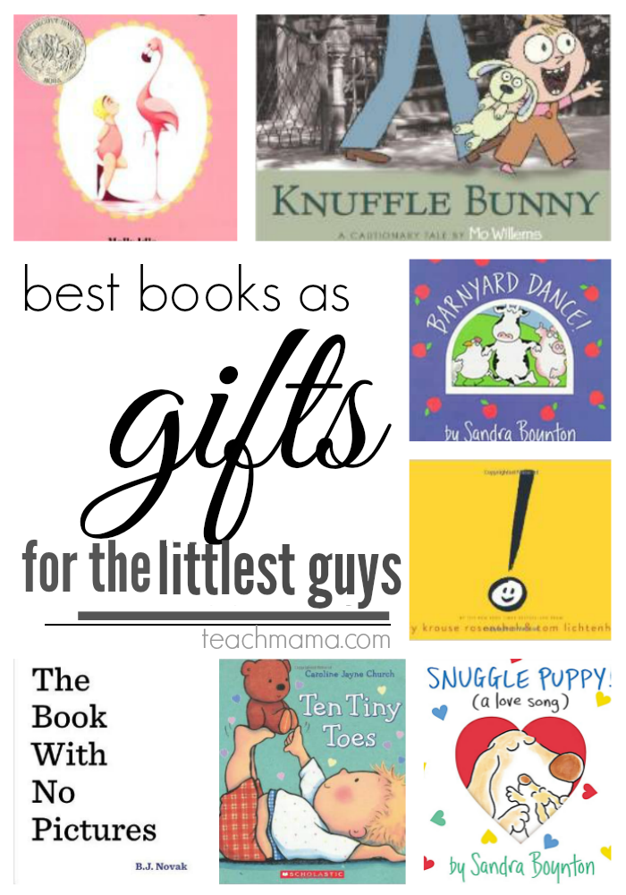 best books as gifts for family teachmama.com littlest guys