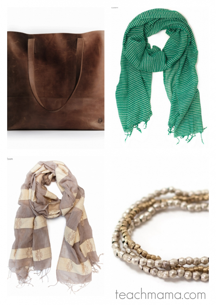 gifts that give back ideas  fashionABLE