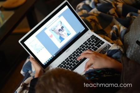 homemade ornaments for digital kids   teachmama.com