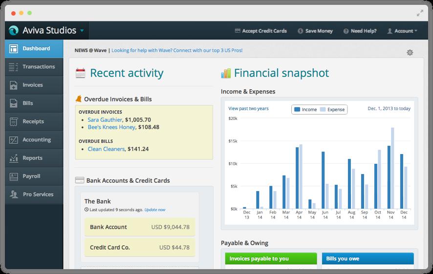 organize finances | teachmama.com wave