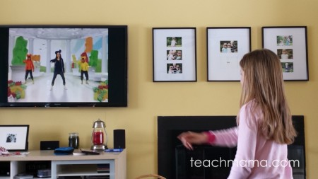 YouTube dances for kids: fun indoor moving and grooving to get the wiggles out