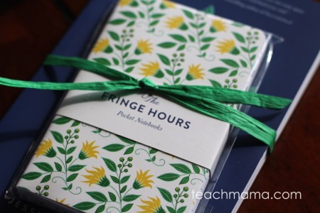 finding time for what you love: The Fringe Hours