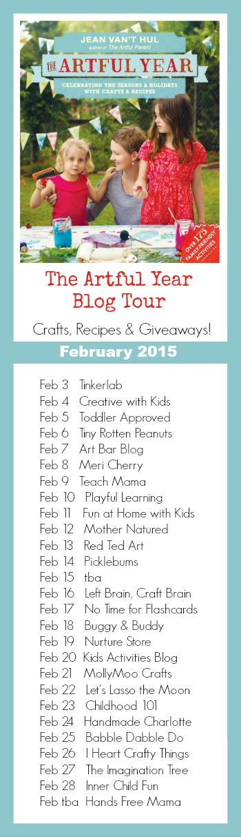 The-Artful-Year-Blog-Tour-