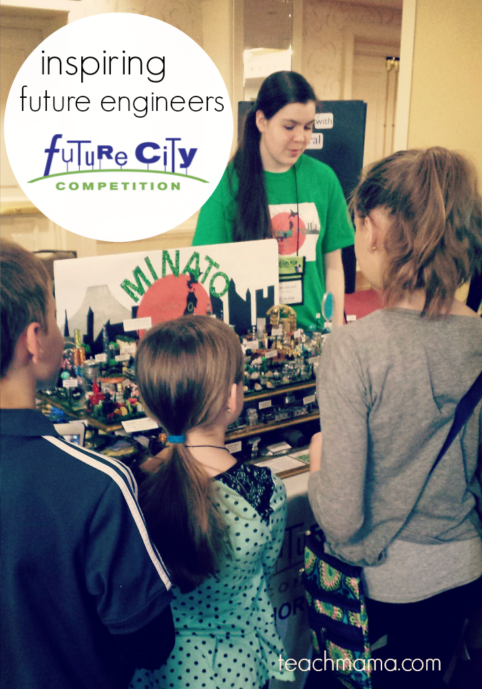Future City: middle school competition inspires future engineers