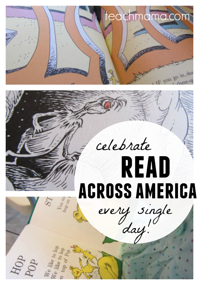 celebrate read across america every day | teachmama.com