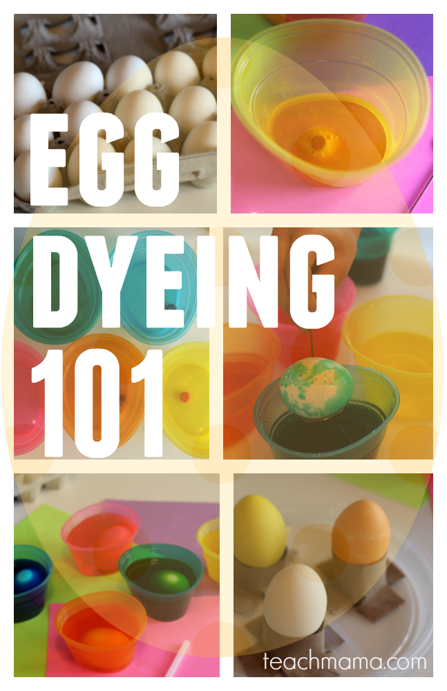 egg dyeing 101 | teachmama.com cover new