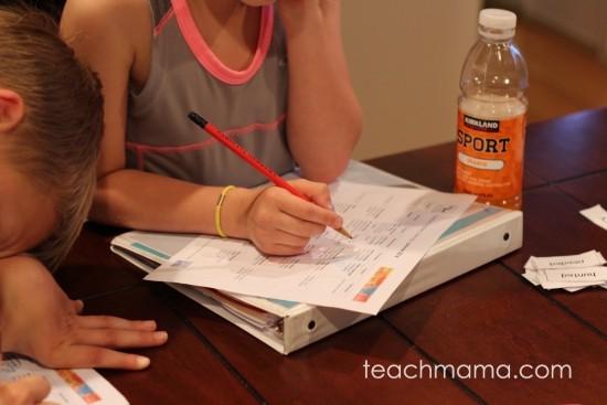 summer fun for older kids teachmama.com tabletop surprises