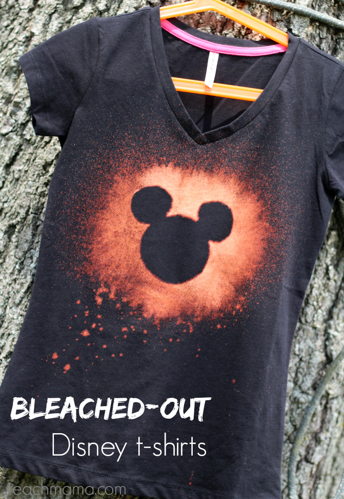 bleached out disney tshirts teachmamacom black shirt