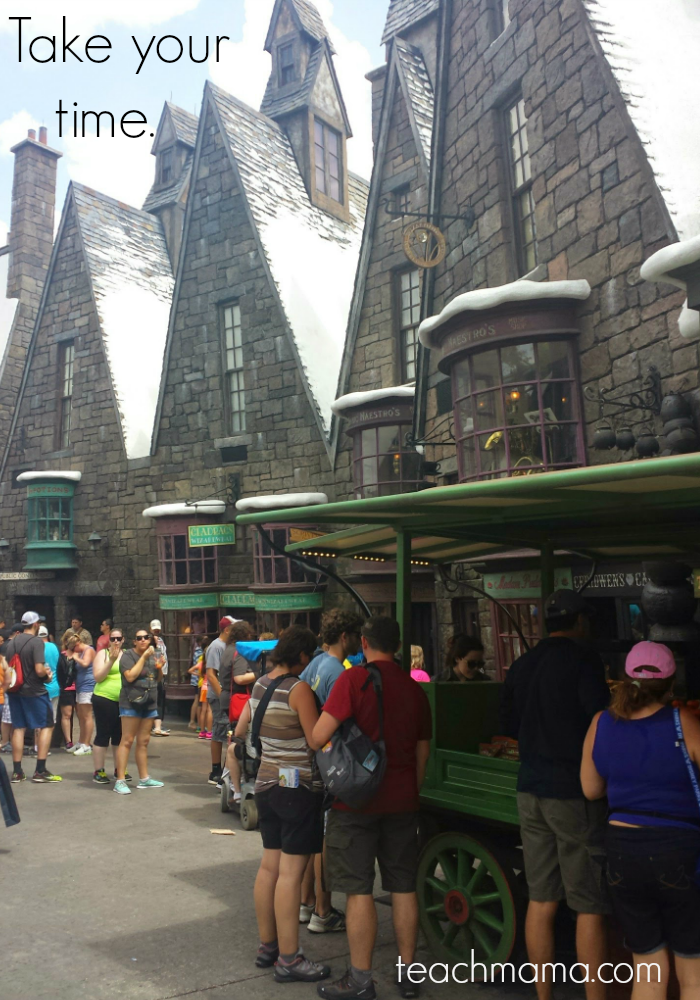 harry potter wizarding world time | teachmama.com