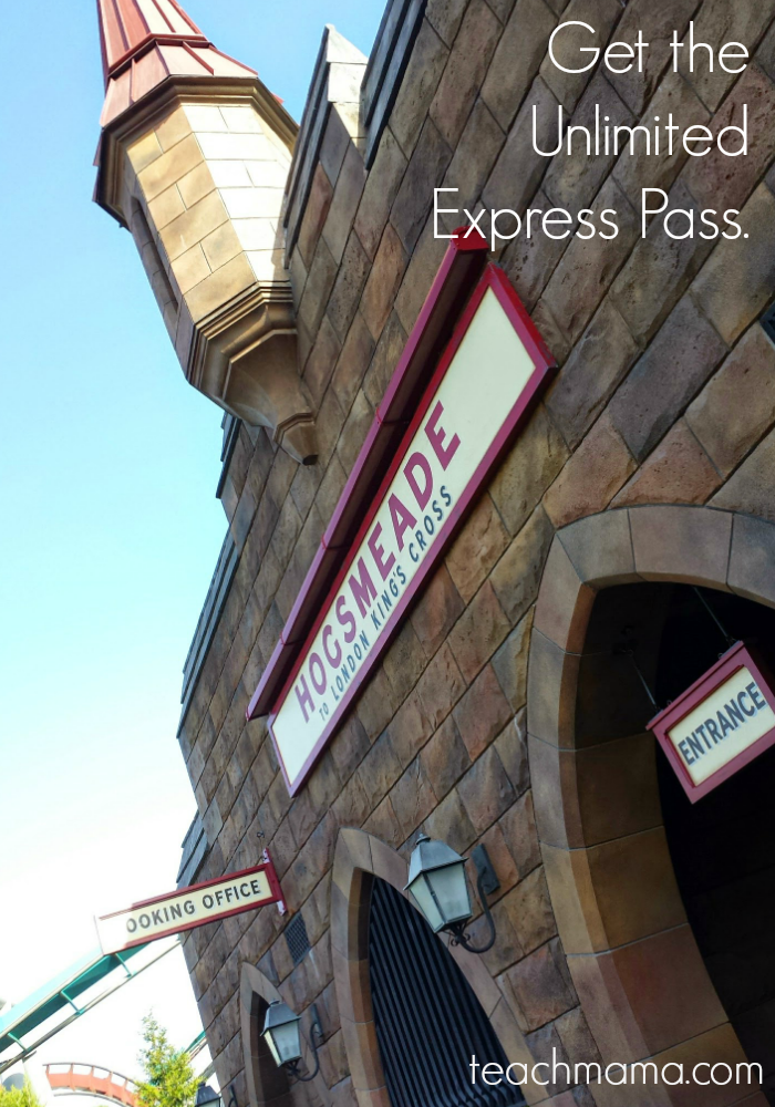 harry potter wizarding world unlimited express | teachmama.com