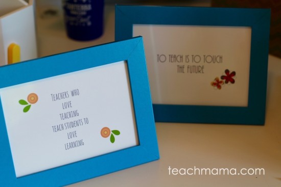 teacher gifts for the last-minute parent