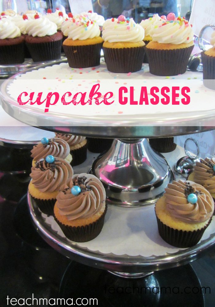 cupcake classes cover teachmama.com