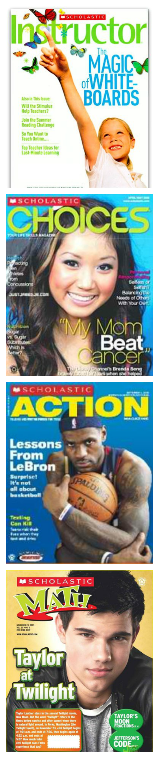 magazines for kids and family teachmama.com long scholastic