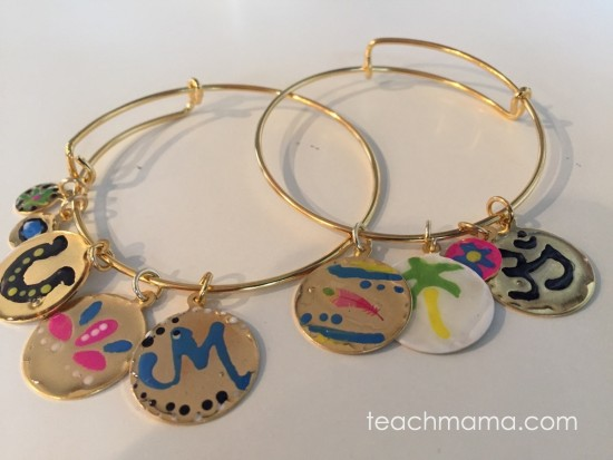 craft and wear charm bracelet studio teachmama.com