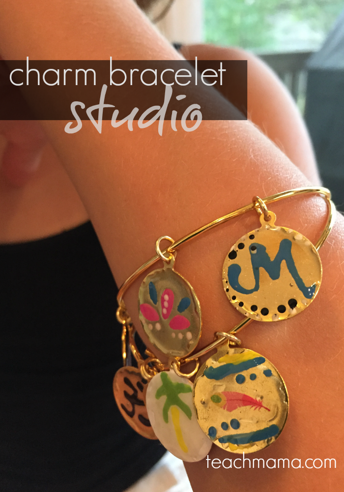 craft and wear charm bracelet teachmama.com