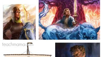 norse mythology background and prep | teachmama.com