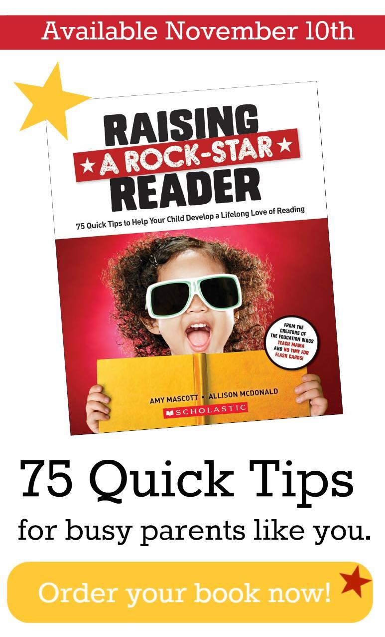 raise a reader | book | amy mascott