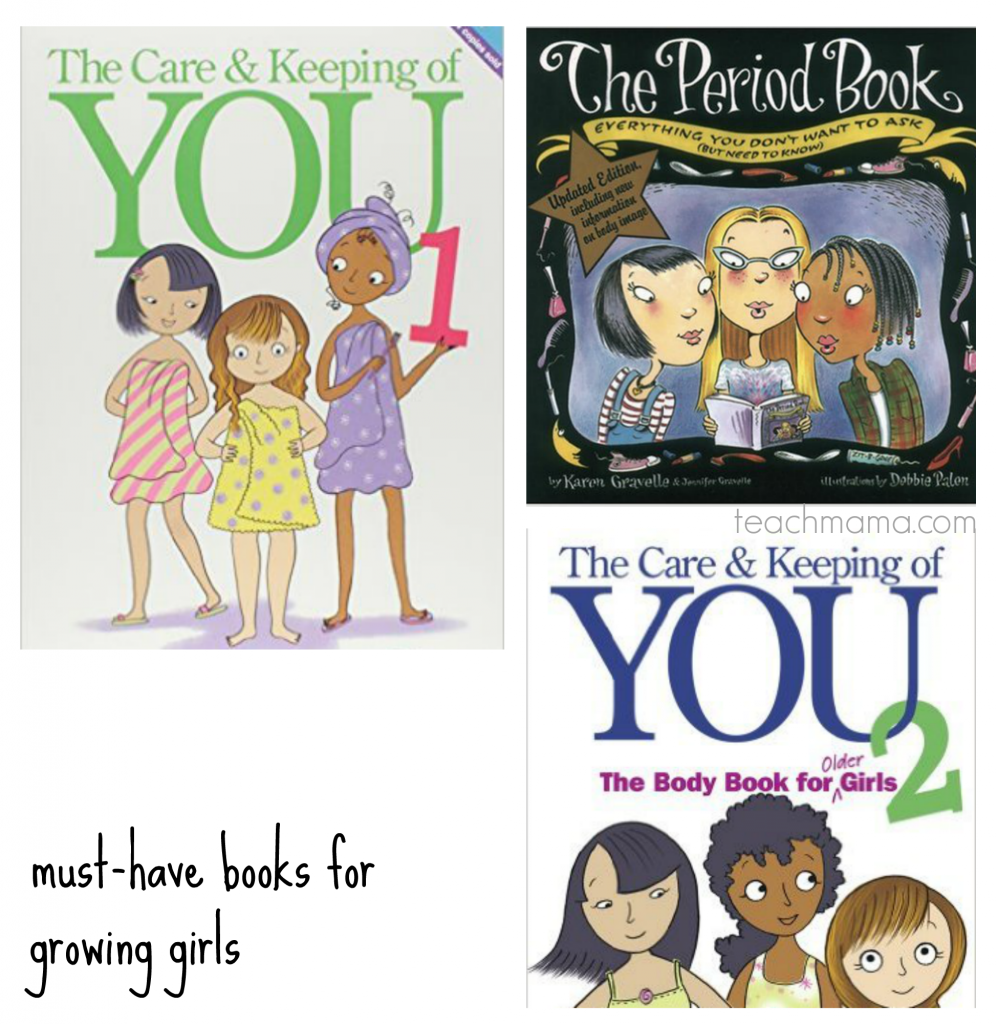 books about puberty, sex and everthing for boys and girls teachmama.com 20