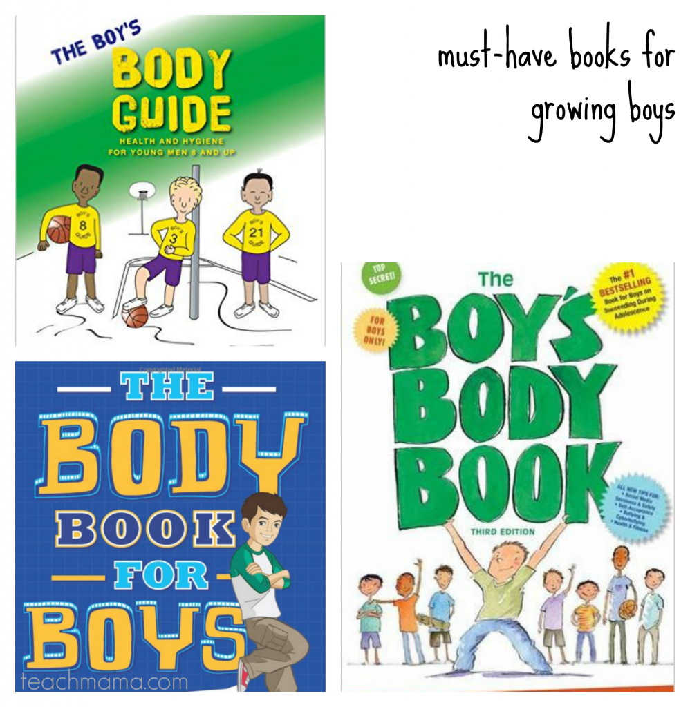 books about puberty, sex and everthing for boys and girls teachmama.com 5