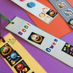 halloween bookmarks make your own teachmama.com