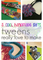 5 cool handmade gifts that tweens love to make