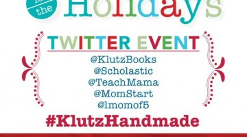 Klutz handmade for the holidays twitter event