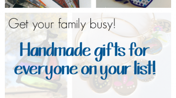 handmade gifts for the whole family