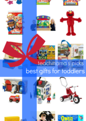 best gifts for toddlers: must-have presents our little ones