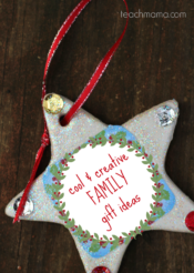 cool and creative family gifts